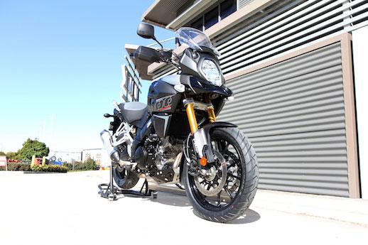 Lốp Pirelli Scorpion Trail II được phát triển dành cho các dòng mô tô adventure có đường kính xi-lanh động cơ lớn.