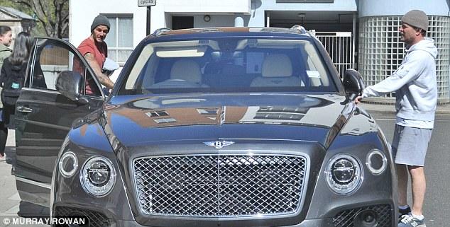 David Beckham tậu Bentley Mulsanne Speed 2017 trị giá 5,48 tỷ Đồng - Ảnh 4.