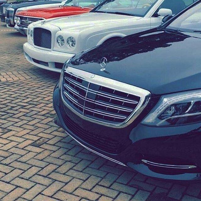 Hội con nhà giàu Nigeria cũng đua nhau khoe xe sang trên mạng - Ảnh 6.