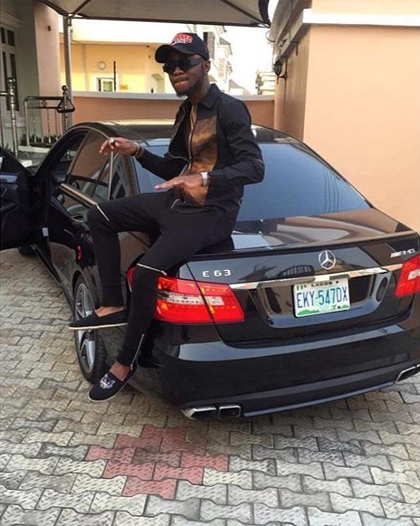 Hội con nhà giàu Nigeria cũng đua nhau khoe xe sang trên mạng - Ảnh 5.