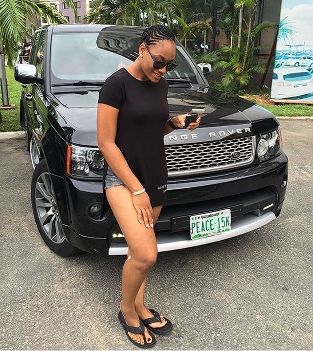 Hội con nhà giàu Nigeria cũng đua nhau khoe xe sang trên mạng - Ảnh 8.
