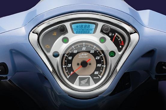 Không chỉ ra mắt SH 125i/150i 2017, Honda Việt Nam còn giới thiệu SH Mode 125 mới - Ảnh 10.