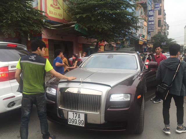 Rolls Royce Xe Triệu đ 244 Biển Si 234 U Quot Khủng Quot