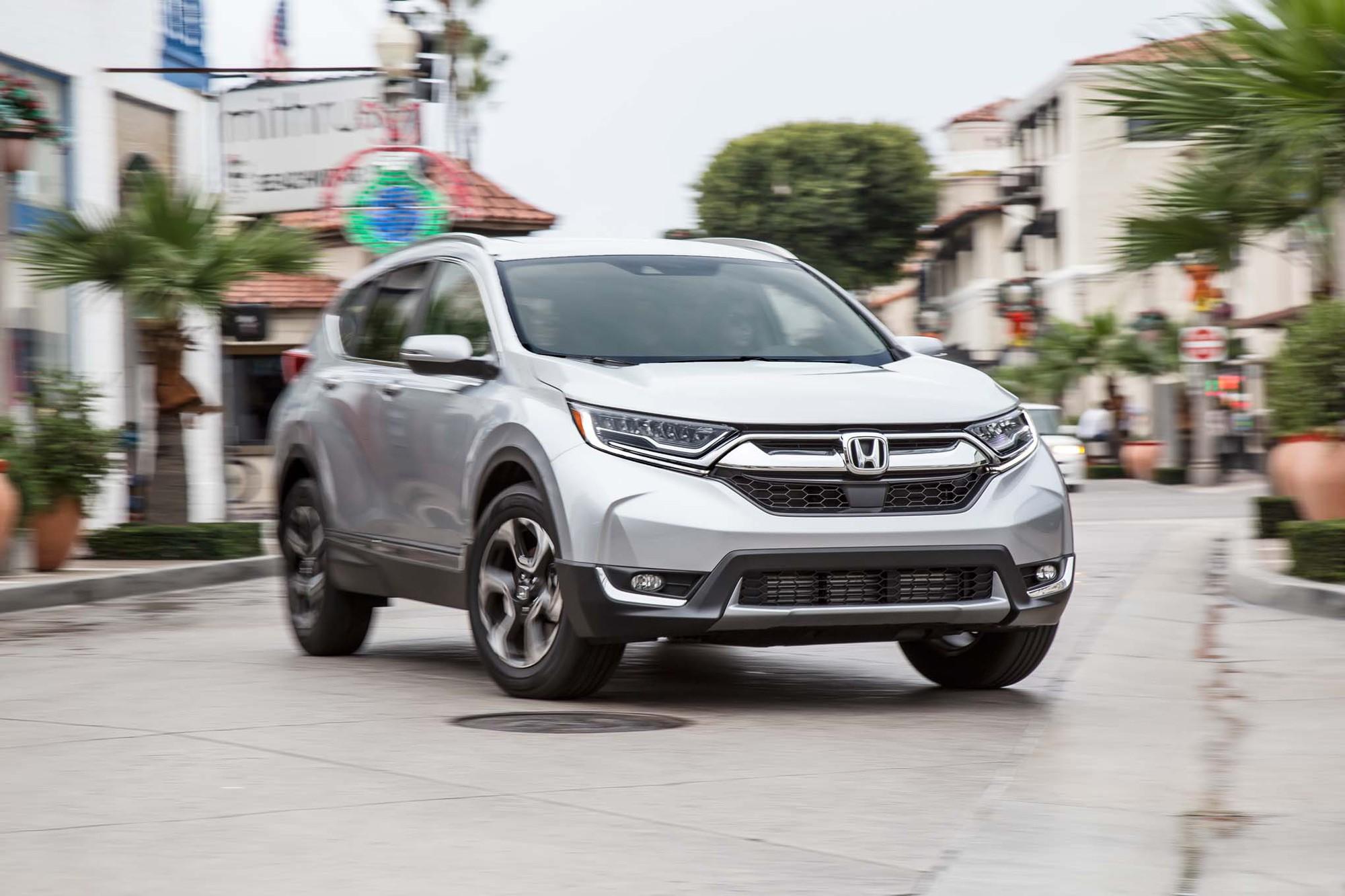 10 xe bán chạy nhất tháng 2/2019: Honda CR-V lại nắm ngôi vương