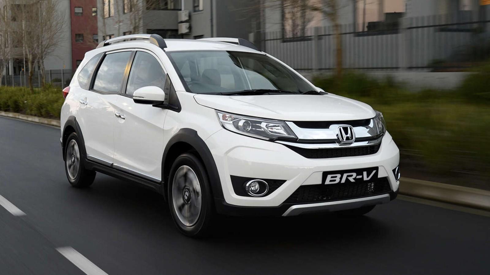 Honda BR-V sắp về Việt Nam có gì đặc biệt?