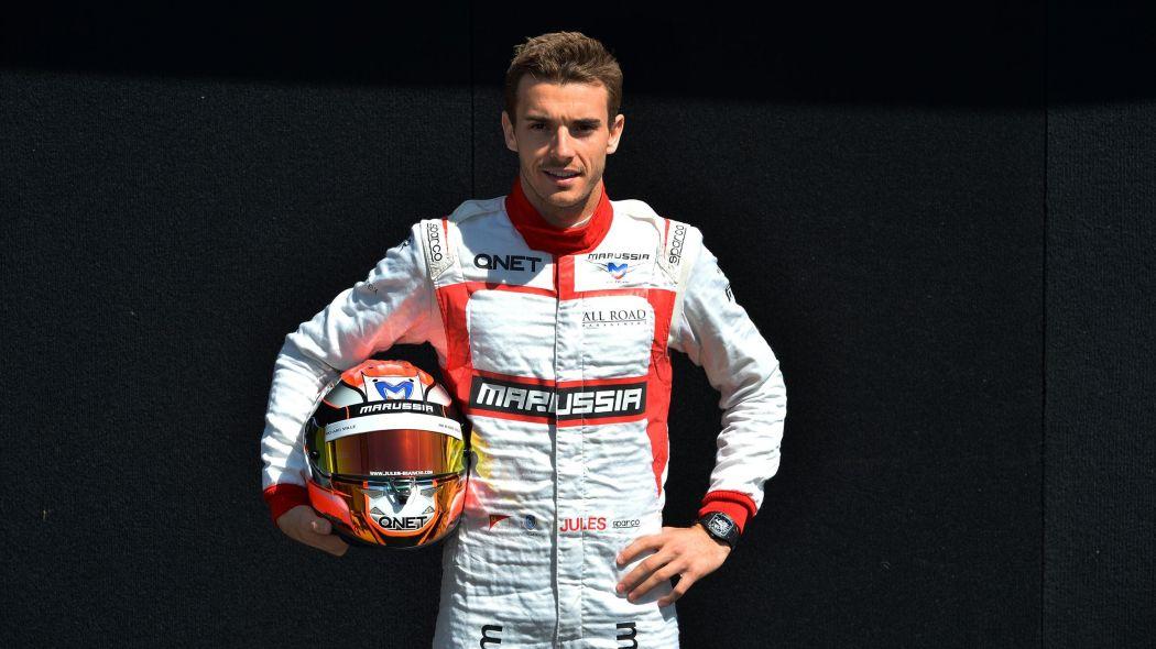 Jules Bianchi tay đua trẻ của ngành đua xe thế giới.