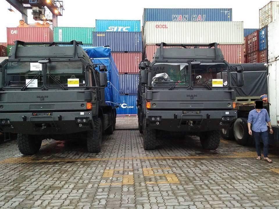 Đây là mẫu xe tải quân sự chiến thuật phù hợp cho nhiều mục đích sử dụng.