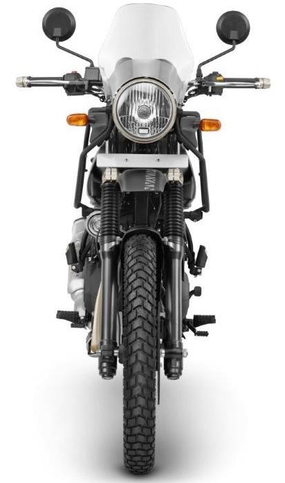 Với thiết kế đa dụng ngay từ đầu, Royal Enfield Himalayan 2016 là mẫu mô tô đơn giản và có thể đi bất kỳ đâu. Đây là mẫu xe sẽ tái định nghĩa dòng adventure touring tại Ấn Độ, ông Lal cho biết thêm.