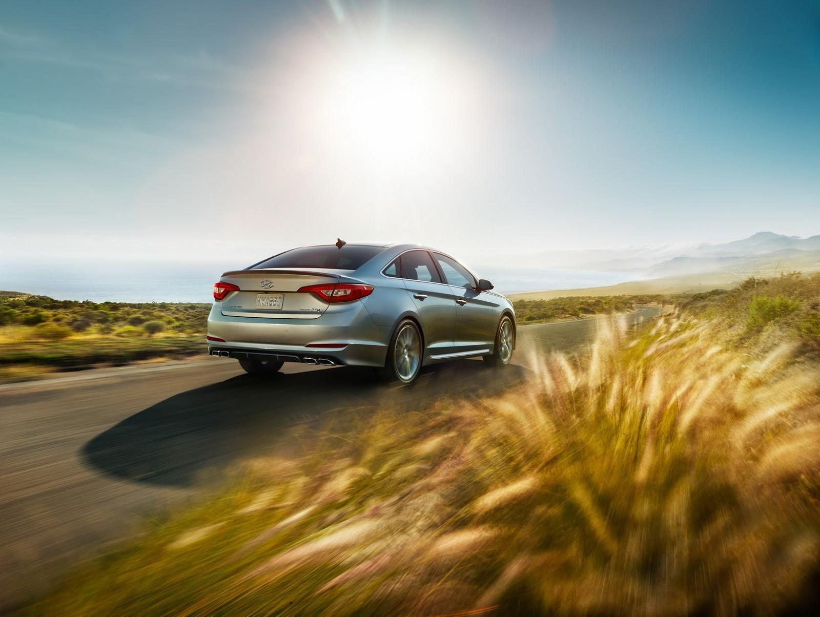 Hãng Hyundai đã quyết định tăng cường sức cạnh tranh cho dòng sản phẩm của mình tại thị trường Mỹ bằng mẫu sedan cỡ trung Sonata 2017.