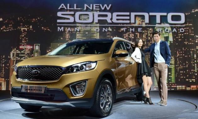 Kia Sorento là mẫu xe bán chạy nhất trong phân khúc SUV và minivan tại Hàn Quốc.