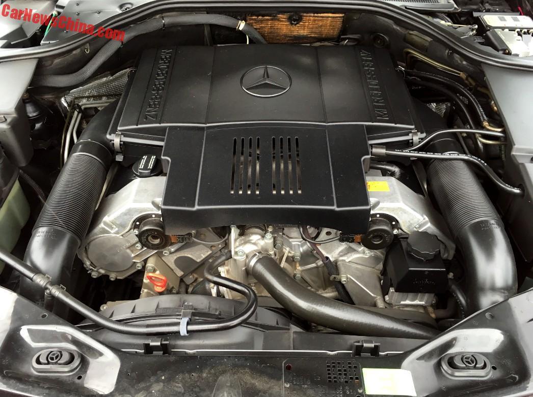 Mercedes-Benz Pullman W140 có 2 phiên bản khác nhau là S500L hoặc S600SEL. Những chiếc Mercedes-Benz S500L Pullman W140 của chính quyền thành phố Thượng Hải được trang bị động cơ V8, dung tích 5.0 lít, sản sinh công suất tối đa 335 mã lực và mô-men xoắn cực đại 480 Nm.