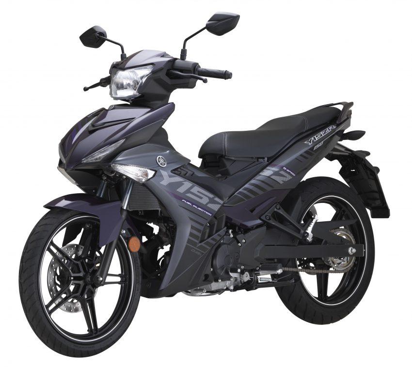 Hãng Yamaha đã chính thức trình làng phiên bản 2016 của dòng xe côn tay Y15ZR hay Exciter 150 tại thị trường Malaysia.