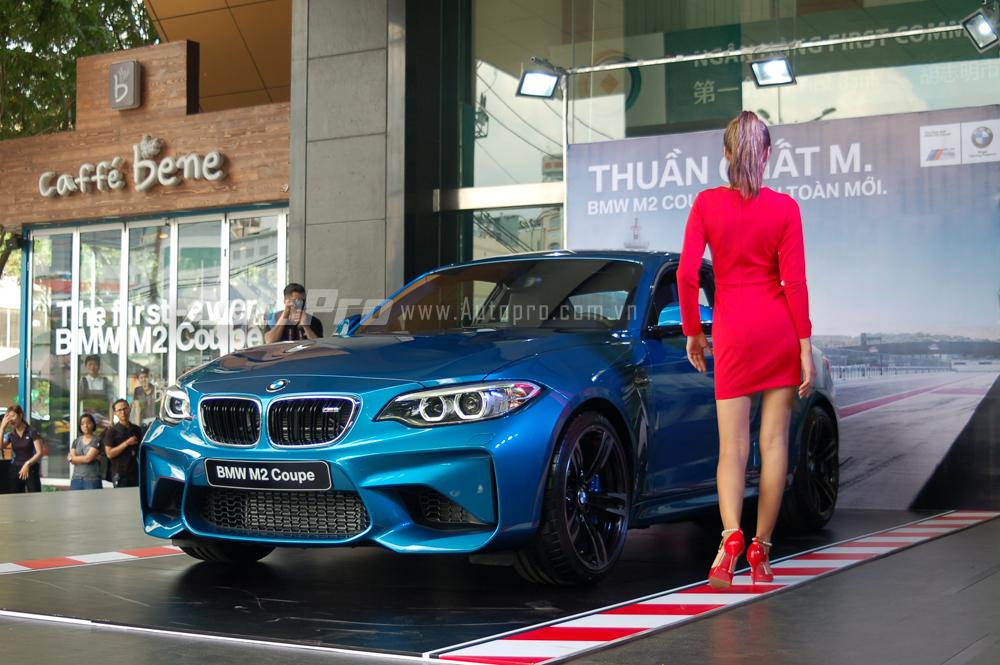 Vào tháng 10/2015, hãng xe sang đến từ Đức công bố những hình ảnh chi tiết nhất về phiên bản hiệu suất cao của chiếc BMW 2 Series và nhanh chóng nhận được nhiều sự phản hồi tích cực của các khách hàng trên thế giới.