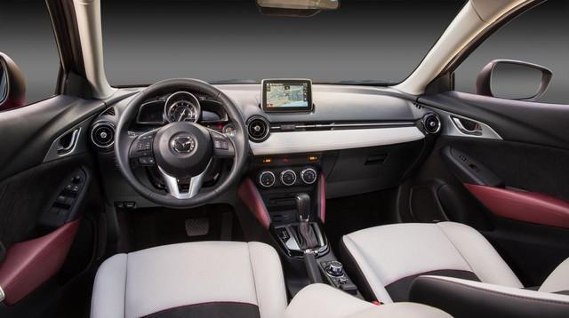 Mazda CX-3 2016 rục rịch xâm nhập vào  thị trường Việt  4