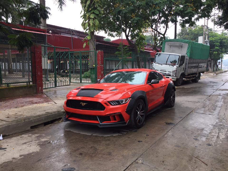 Tay chơi Lào Cai chi thêm 250 triệu Đồng cho bản độ Ford Mustang 2015 độc nhất Việt Nam - Ảnh 3.