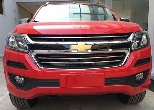 Hà Nội xuất hiện xe bán tải Chevrolet Colorado 2017