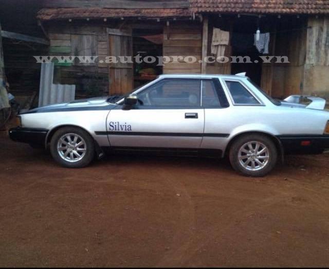 Nissan Silvia đời 1984 được mua với giá 70 triệu Đồng.
