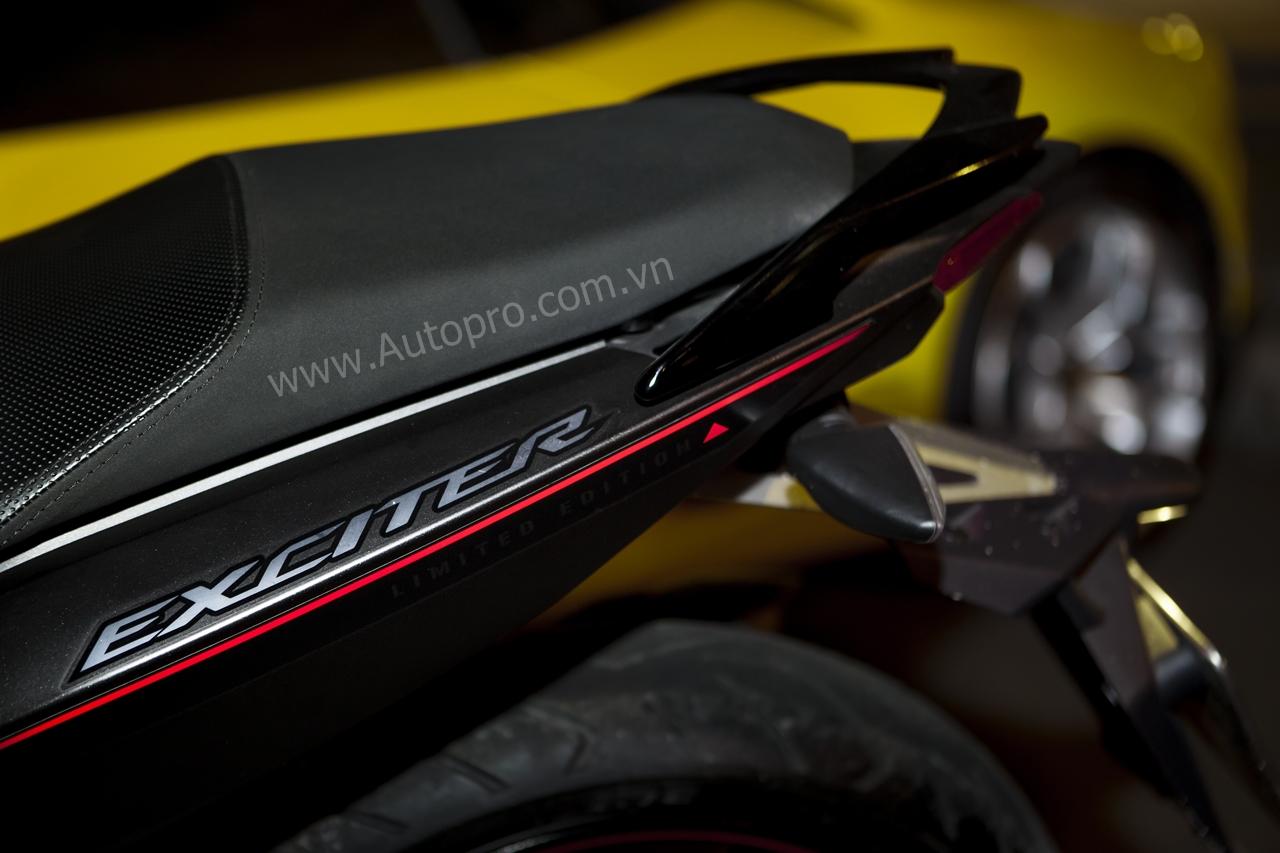Sau 8 năm xuất hiện tại thị trường Việt Nam, Yamaha Exciter vẫn là mẫu xe côn tay bán chạy nhất trong phân khúc dưới 150 phân khối.