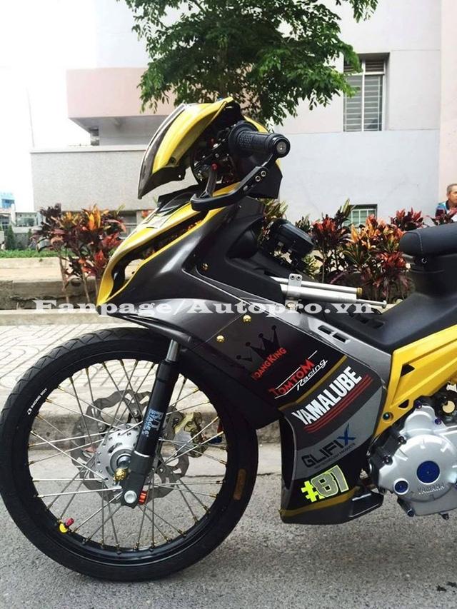 Ngắm Yamaha Exciter 135 độ hàng hiệu có trị giá 50 triệu của biker Gia Lai 6