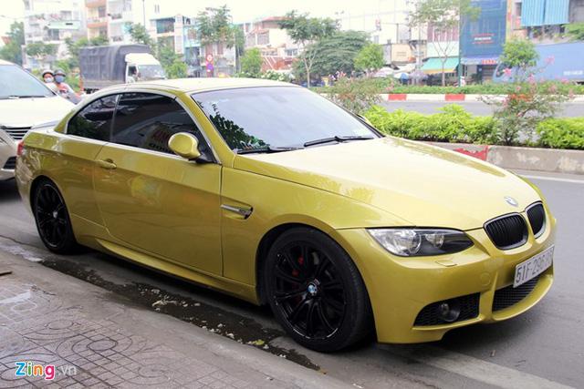 BMW M3 Convertible, dòng xe hiệu suất caocó giá gần 4 tỷ đồng tại Việt Nam.