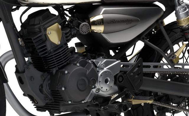Yamaha Resonator125 có thể sử dụng động cơ Blue Core tương tự Saluto 125.