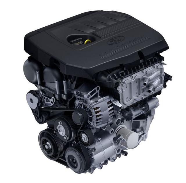 Động cơ Ford EcoBoost 1.5L