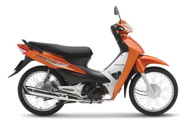 Wave Alpha sử dụng động cơ 100cc đáp ứng Tiêu chuẩn Euro 2 về khí thải.