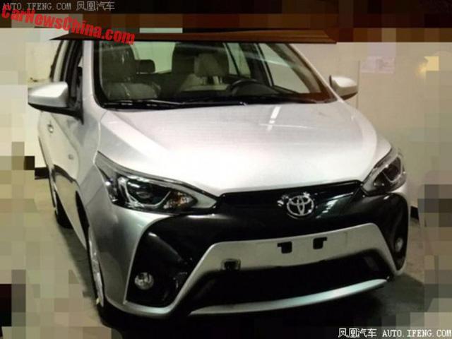 Toyota Yaris L 2016...
