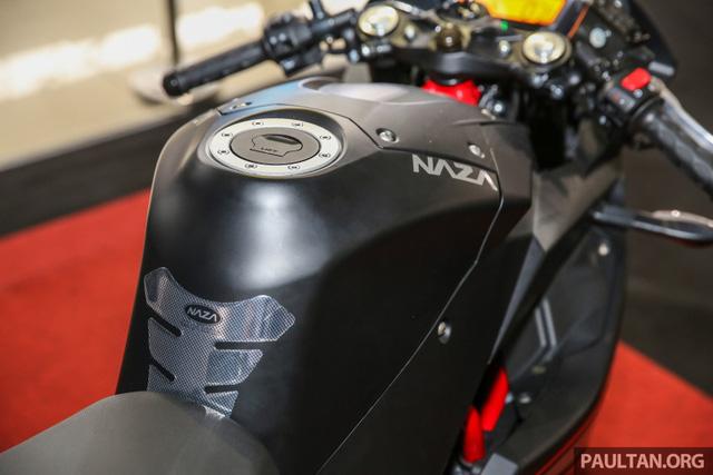 Xe mới Naza N5R 2016 mẫu mô tô thể thao phân khối nhỏ tại Malaysia 6