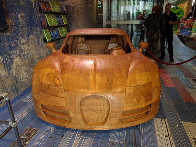 Đến nay, chiếc siêu xe Bugatti Veyron SuperSport đặc biệt này đã được hoàn thành và trưng bày ở Amsterdam, Hà Lan.