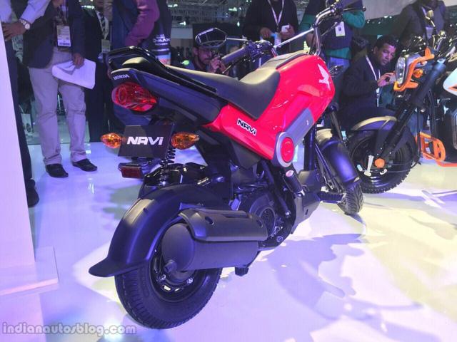 Nhóm khách hàng mục tiêu của Honda Navi là giới trẻ tại Ấn Độ. Do đó, hãng Honda sẽ nhận đơn đặt hàng Navi của người mua thông qua ứng dụng trên điện thoại Android.