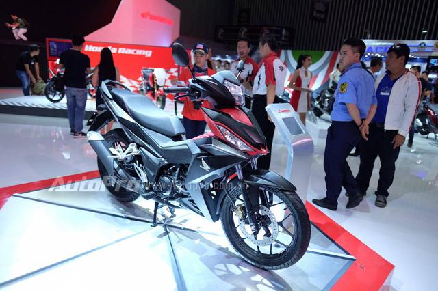 Liệu Honda Winner 150 liệu có làm nên một cuộc soán ngôi ngoạn mục trong phân khúc xe tay côn dưới 175 cc hay không?