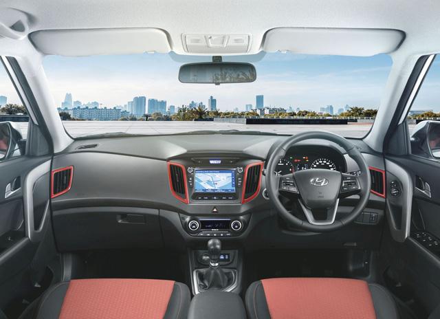 Hyundai Creta thêm 2 phiên bản mới: bản đặc biệt và bản máy xăng E+  3