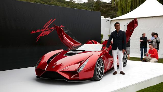 Đến nay, một số thông tin chi tiết hơn của siêu xe Kode57 mới được tung ra. Theo đó, siêu xe do ông Ken Okuyama thiết kế được phát triển dựa trên Ferrari 599 GTB Fiorano. Cần phải nói thêm rằng ông Okuyama cũng chính là người thiết kế mẫu siêu xe huyền thoại Ferrari Enzo.
