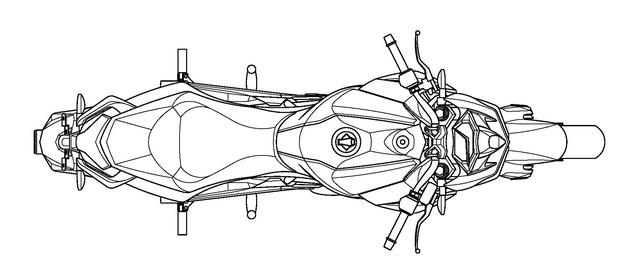 Đây sẽ là mẫu mô tô có dung tích xy-lanh lớn nhất của Kymco.