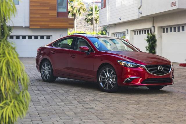Hiện giá bán của Mazda6 2017 tại thị trường Mỹ vẫn chưa được công bố.
