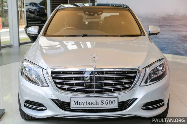Tại thị trường Malaysia, Mercedes-Maybach S500 được bán với giá khởi điểm 1,35 triệu RM, tương đương 7,7 tỷ Đồng.