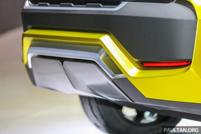 Cận cảnh xe Mitsubishi XM mẫu MPV mới sắp ra mắt thị trường 11