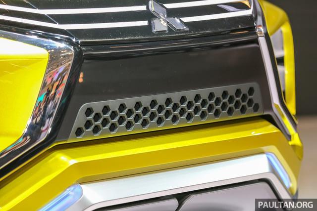 Cận cảnh xe Mitsubishi XM mẫu MPV mới sắp ra mắt thị trường 5