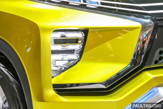 Cận cảnh xe Mitsubishi XM mẫu MPV mới sắp ra mắt thị trường 6