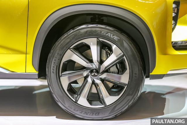 Cận cảnh xe Mitsubishi XM mẫu MPV mới sắp ra mắt thị trường 7