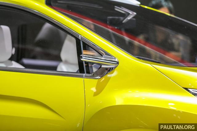 Cận cảnh xe Mitsubishi XM mẫu MPV mới sắp ra mắt thị trường 10