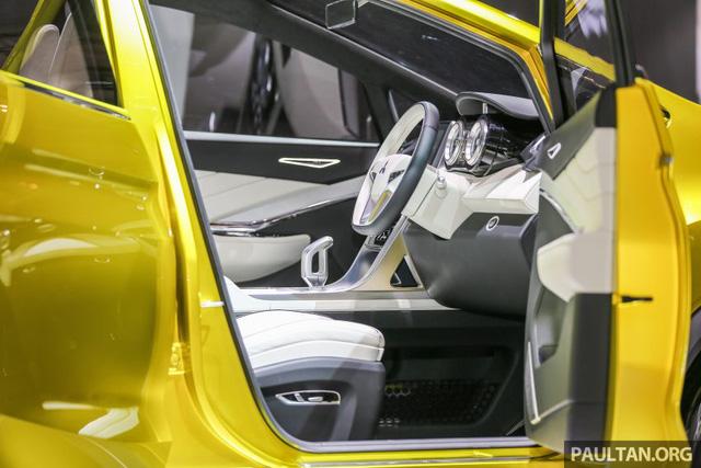 Cận cảnh xe Mitsubishi XM mẫu MPV mới sắp ra mắt thị trường 9