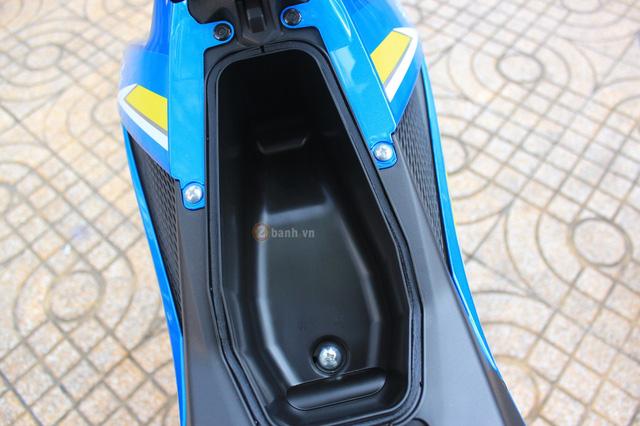 Suzuki Satria F150 FI 2017 giá bao nhiêu? Thông số kỹ thuật và giá bán chi tiết?
