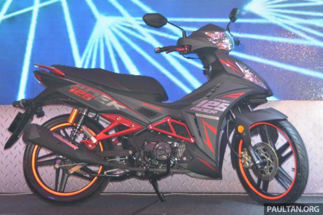 Tại thị trường Malaysia, SYM Sport Rider 125i có giá khởi điểm 5.450 RM, tương đương 30,1 triệu Đồng.