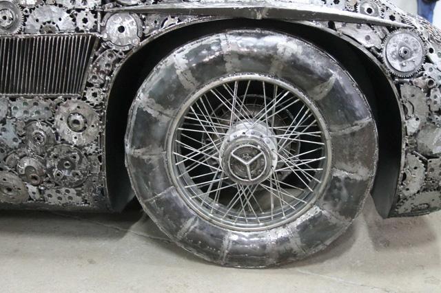 La-zăng và lốp xe