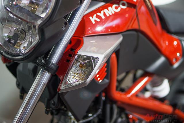 Kymco K-Pipe 125 giá bao nhiêu? đánh giá thiết kế & vận hành xe 7