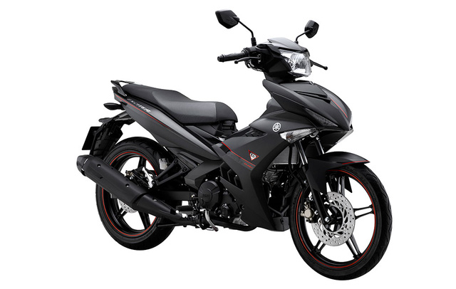 Yamaha Exciter 150 Matte Black