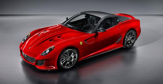 Ferrari 599 GTO bản nâng cấp đầy mạnh mẽ cũng như có số lượng sản xuất hạn chế của siêu xe 599 GTB.