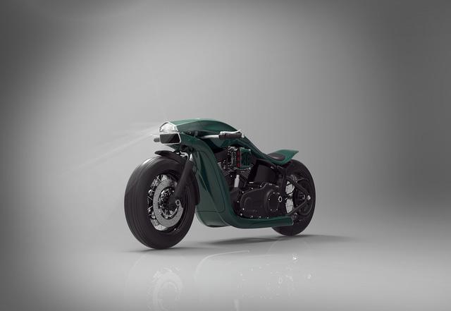 Harley-Davidson chưa có bất kỳ động thái nào về bản thiết kế này. Tuy vậy, đây có thể là một trong những gợi ý không tồi cho nhà sản xuất Mỹ trong tương lai.